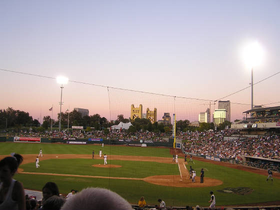 Raley Field - West Sacramento, Ca